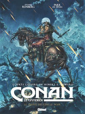 Téléchargez le livre :  Conan le Cimmérien - Le Peuple du cercle noir
