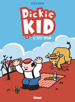 Téléchargez le livre :  Dickie Kid - Tome 01