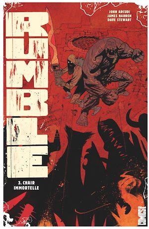 Téléchargez le livre :  Rumble - Tome 03