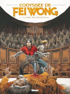 Téléchargez le livre :  L'Odyssée de Fei Wong - Tome 03
