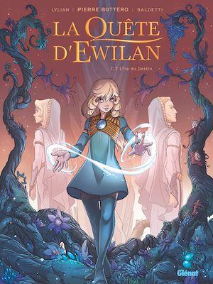 Téléchargez le livre :  La Quête d'Ewilan - Tome 07