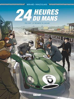 Téléchargez le livre :  24 Heures du Mans - 1951-1957