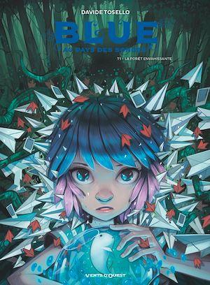 Téléchargez le livre :  Blue au pays des songes - Tome 01