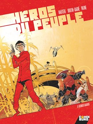 Téléchargez le livre :  Héros du peuple - Tome 02