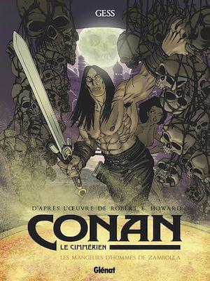 Téléchargez le livre :  Conan le Cimmérien - Les Mangeurs d'hommes de Zamboula