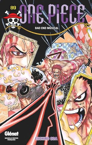 Téléchargez le livre :  One Piece - Édition originale - Tome 89