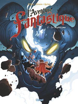 Téléchargez le livre :  L'Aventure fantastique - Tome 02