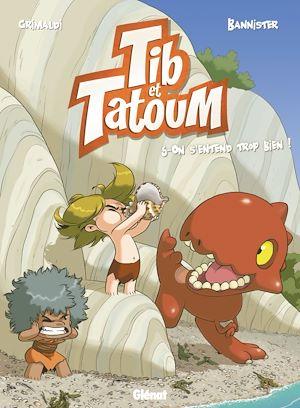 Téléchargez le livre :  Tib et Tatoum - Tome 05