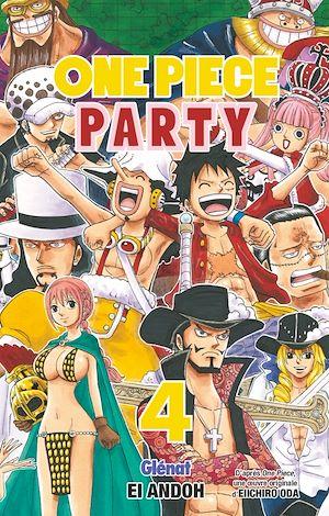 Téléchargez le livre :  One Piece Party - Tome 04
