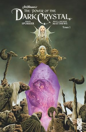 Téléchargez le livre :  Dark Crystal - Tome 01