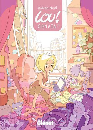 Téléchargez le livre :  Lou ! Sonata - Tome 01