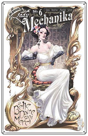 Téléchargez le livre :  Lady Mechanika - Tome 06