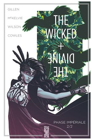 Téléchargez le livre :  The Wicked + The Divine - Tome 06