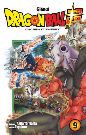 Téléchargez le livre :  Dragon Ball Super - Tome 09