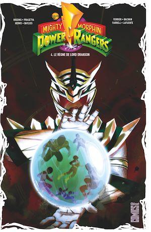 Téléchargez le livre :  Power Rangers - Tome 04