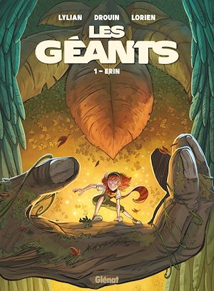 Téléchargez le livre :  Les Géants - Tome 01