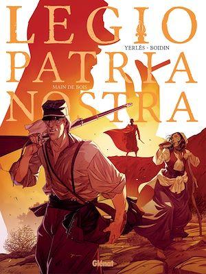 Téléchargez le livre :  Legio Patria Nostra - Tome 02