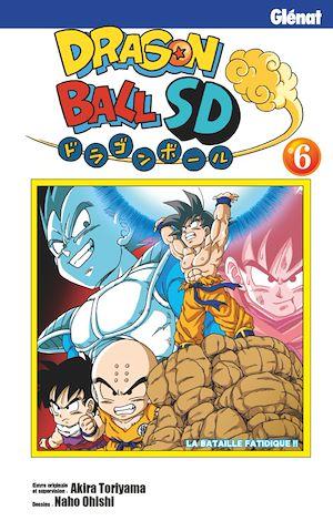 Téléchargez le livre :  Dragon Ball SD - Tome 06