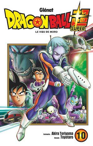 Téléchargez le livre :  Dragon Ball Super - Tome 10