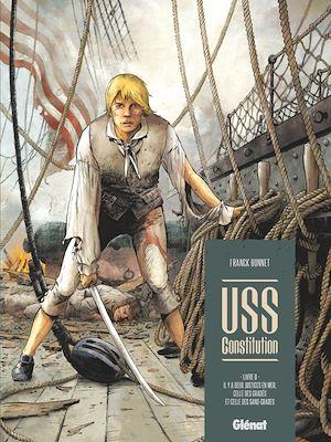 Téléchargez le livre :  USS Constitution - Tome 02