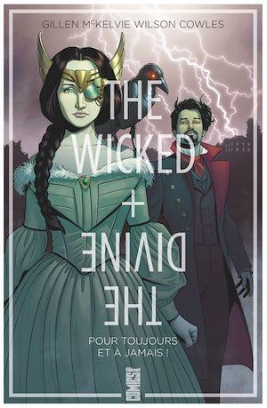 Téléchargez le livre :  The Wicked + The Divine - Tome 08