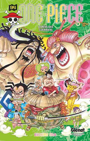 Téléchargez le livre :  One Piece - Édition originale - Tome 94