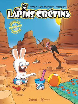 Téléchargez le livre :  The Lapins Crétins - Best of Spécial été