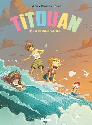 Téléchargez le livre :  Titouan - Tome 02