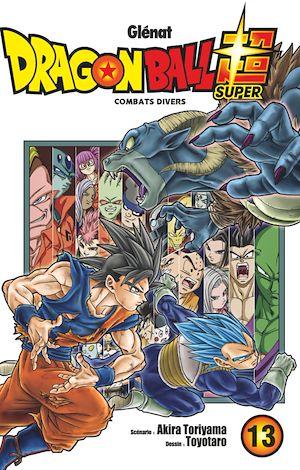Téléchargez le livre :  Dragon Ball Super - Tome 13