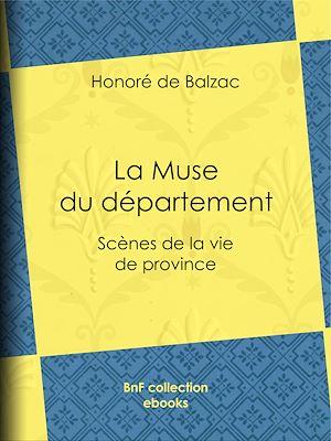 Téléchargez le livre :  La Muse du département