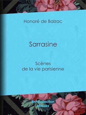 Téléchargez le livre :  Sarrasine