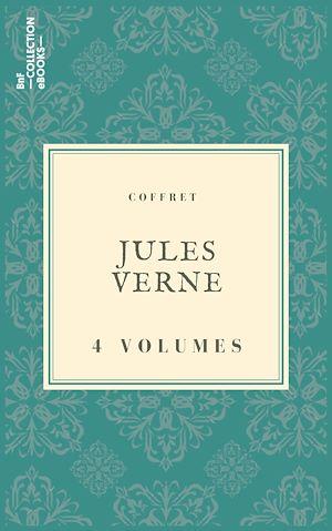 Téléchargez le livre :  Coffret Jules Verne