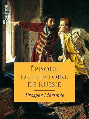 Téléchargez le livre :  Épisode de l'histoire de Russie