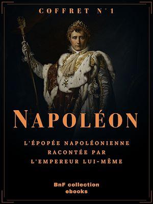 Téléchargez le livre :  Coffret Napoléon n°1