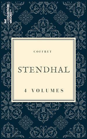 Téléchargez le livre :  Coffret Stendhal