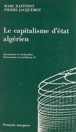 Téléchargez le livre :  Le capitalisme d'État algérien