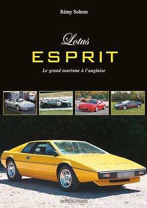 Téléchargez le livre :  Lotus esprit, le grand tourisme à l'anglaise