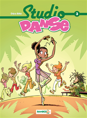 Téléchargez le livre :  Studio Danse - Tome 3
