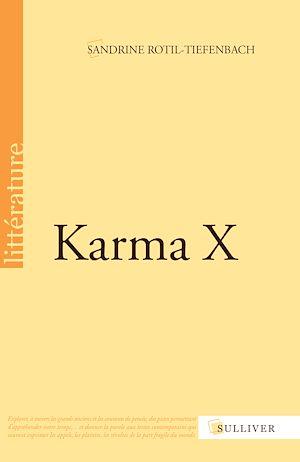Téléchargez le livre :  Karma X