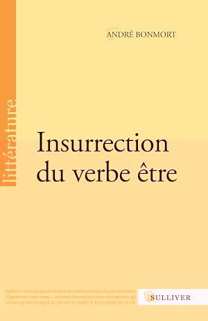 Téléchargez le livre :  Insurrection du verbe être