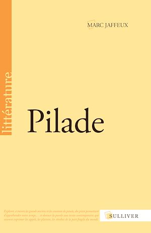Téléchargez le livre :  Pilade