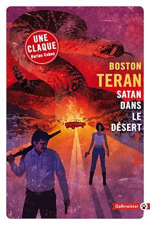 Téléchargez le livre :  Satan dans le désert