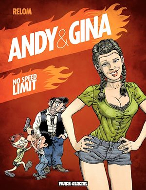 Téléchargez le livre :  Andy et Gina (Tome 5) - No speed limit