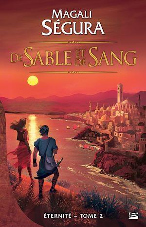 Téléchargez le livre :  De sable et de sang