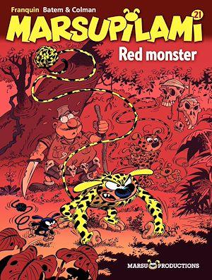 Téléchargez le livre :  Marsupilami Tome 21 - Red monster