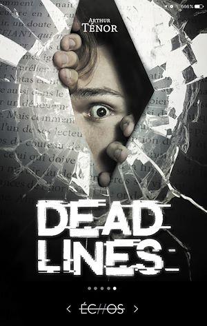 Téléchargez le livre :  Dead lines
