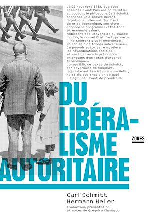 Téléchargez le livre :  Du libéralisme autoritaire