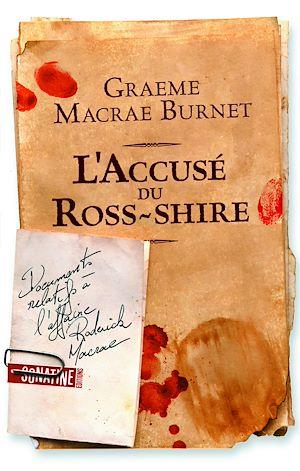 Téléchargez le livre :  L'Accusé du Ross-shire