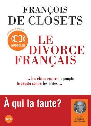 Téléchargez le livre :  Le divorce français