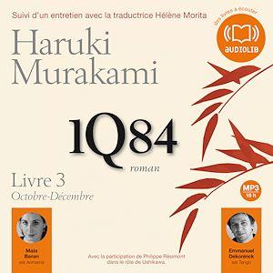 Téléchargez le livre :  1Q84 - Livre 3
